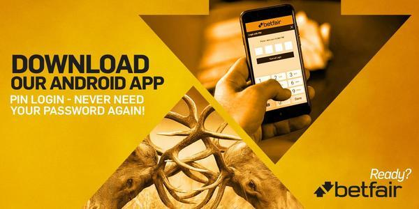 android app betfair