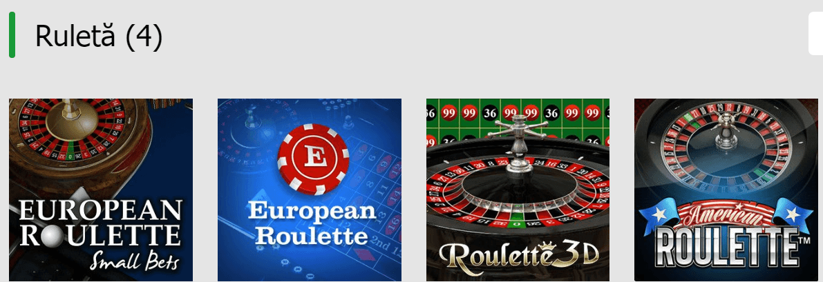 gets bet ruleta