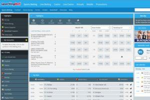 SPORTING BET CASINO BONUS