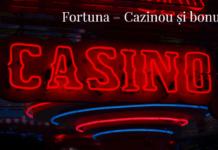 Fortuna – Cazinou și bonusuri
